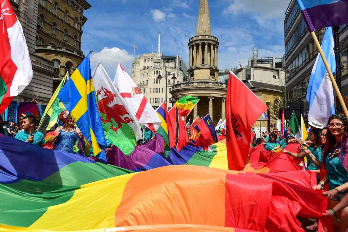 Pride 2019: LGBTQ events, festivals, parades in the UK, as Brighton and Hove pride nears