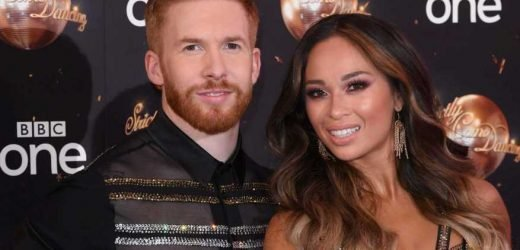 Strictly's Neil and Katya Jones secretly split a month before announcing the news – The Sun