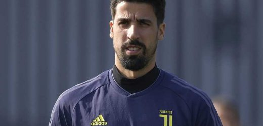 Juventus frustrated with Sami Khedira as unwanted midfielder snubs Wolves transfer – The Sun