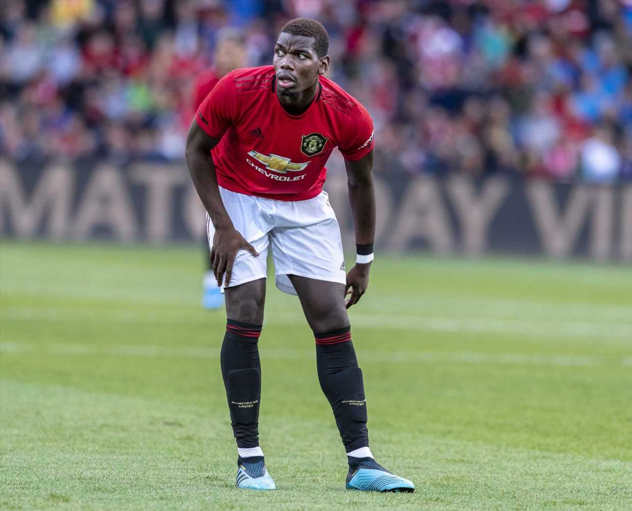 Paul Pogba will NOT play for Man Utd against AC Milan as Solskjaer confirms Lukaku, Sanchez, Darmian and Pereira also out – The Sun
