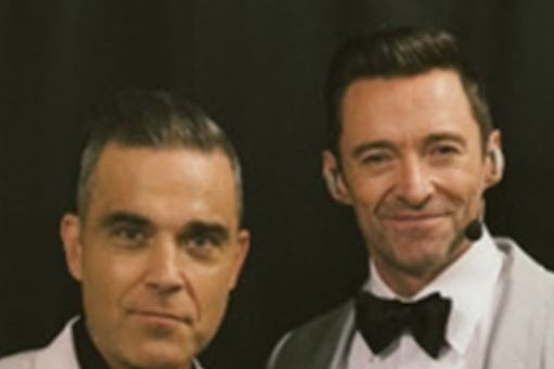 Robbie Williams 'to star in The Greatest Showman sequel alongside pal Hugh Jackman' – The Sun