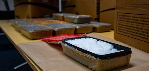 Brits aged 60 and 49 'caught with £80million of meth' in huge drugs bust in New Zealand – The Sun