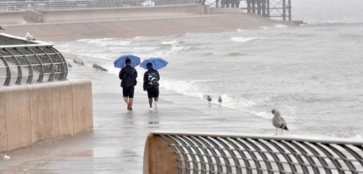 UK weather forecast – Heatwave to return as Asian super-storm sends heat blast our way in 10 days