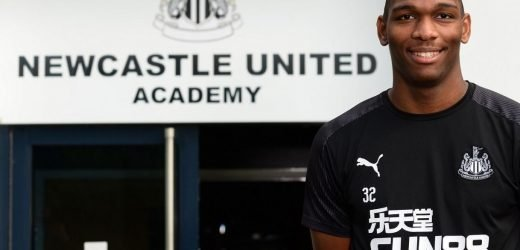Newcastle confirm transfer of unknown defender Ludwig Francillette, 20, who does not even have a Wikipedia page – The Sun