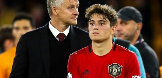 Man Utd starlet Daniel James 'unfairly treated' and is NOT a diver – The Sun