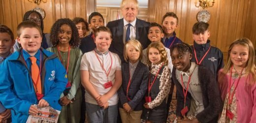 Boris gives schools huge £14billion bumper funding boost – and promises more cash for teachers