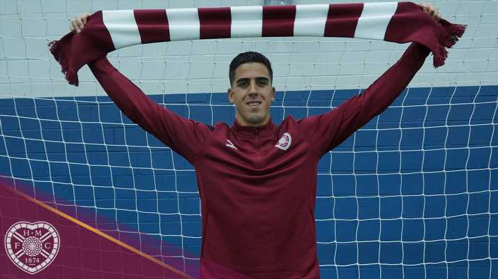 Man Utd goalkeeper Joel Pereira signs for Hearts on season-long loan after spending last year in Belgium – The Sun