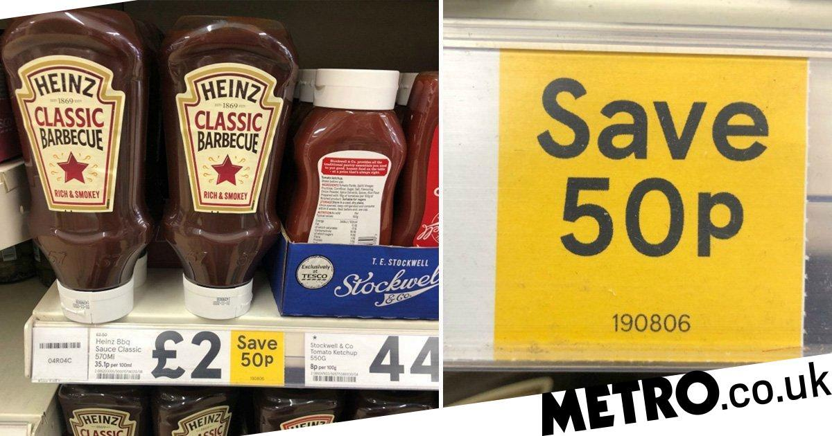 Simple trick lets you see when a Tesco offer will run out