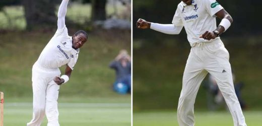 Jofra Archer strengthens case for Ashes Second Test spot with 6 for 27 for Sussex 2nd XI – The Sun