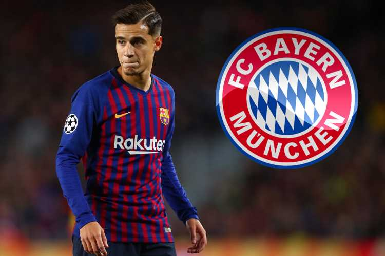 Philippe Coutinho agrees terms with Bayern Munich with Barcelona misfit set to join Germans on loan – The Sun