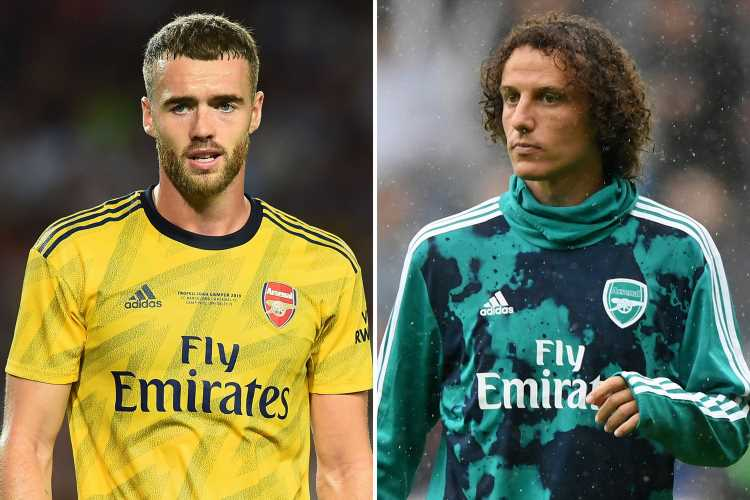 Emery benched David Luiz to give Arsenal understudies Chambers and Sokratis confidence but left out Ceballos and Pepe due to fitness – The Sun