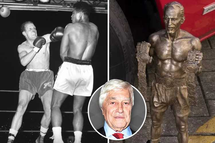 All due respect to Bruno, Hatton and AJ but Henry Cooper is Britain's most-loved boxer and new statue is perfect salute – The Sun