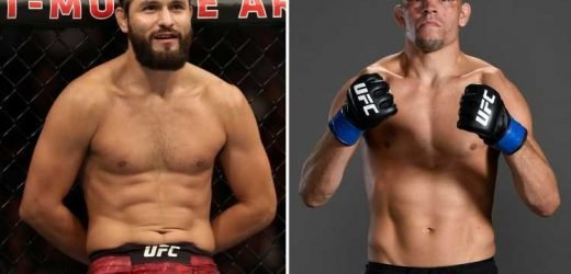 Jorge Masvidal accepts Nate Diaz's UFC challenge and insists 'it's a fight that the fans want' – The Sun