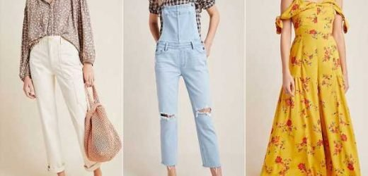 Anthropologie's Sale Section Is On Major Sale! Here Are the 8 Pieces We Can't Wait to Scoop Up