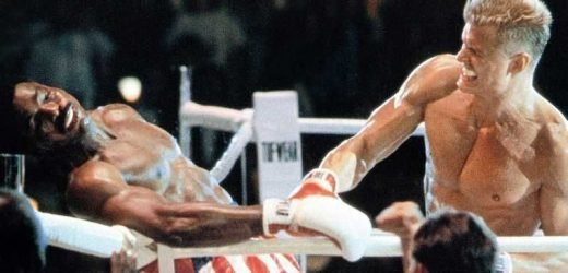 Ivan Drago and Apollo Creed Just Had a Long Overdue Rematch