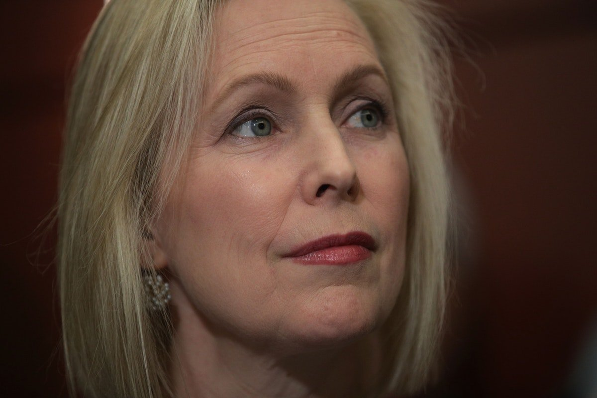 Kirsten Gillibrand Dropping Out Shows Women Are Still Being Punished For Men's Actions