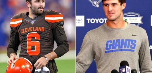 Why Baker Mayfield scrambled to 'reach out' to Daniel Jones