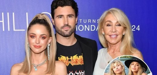 Brody Jenner's Mom Supports Kaitlynn Carter After Split, Miley Cyrus Hookup