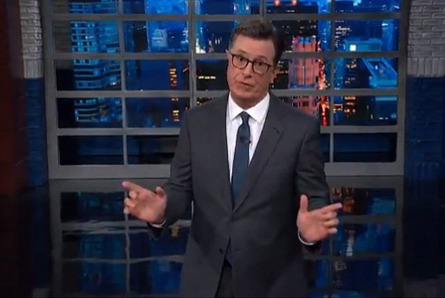 Stephen Colbert Schools Trump On The Definition Of A Retweet