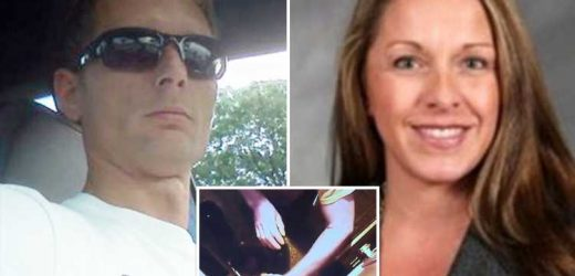 Husband caught poisoning wife's coffee on CCTV she set up after falling ill when he made her drinks gets just 60 DAYS in prison