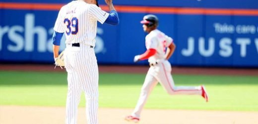 Mets run out of comeback magic in shaky loss to Nationals