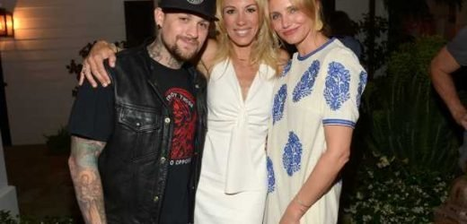 """Cameron Diaz Called Benji Madden """"The Greatest Human"""" In A Rare Interview Moment"""