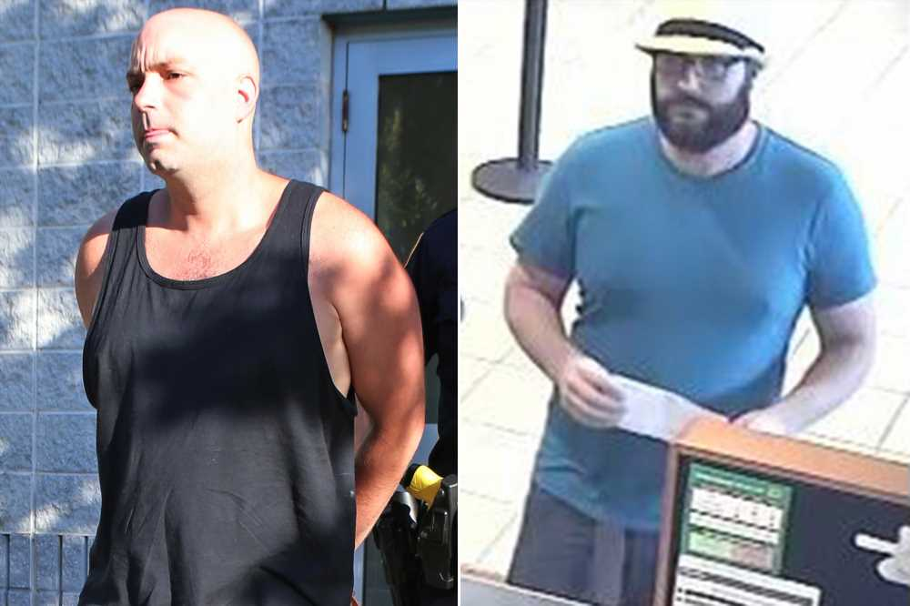 Fedora-wearing bank robber busted on Long Island
