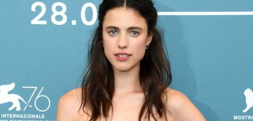 Margaret Qualley steps out in Dior amid Pete Davidson dating rumors