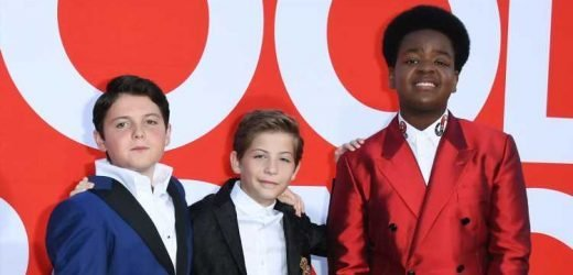 Jacob Tremblay Join Brady Noon & Keith L. Williams at 'Good Boys' Premiere!