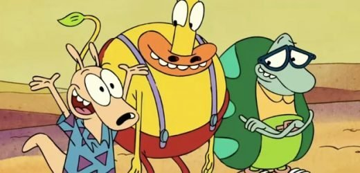 """Here's The """"Rocko's Modern Life"""" Refresher You Need Before Watching The New Special"""