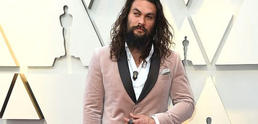 Jason Momoa Gets Stuck In An Elevator For Over 2 Hours, Surviving On Beer & M&Ms — Watch
