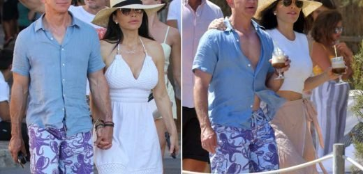 Jeff Bezos, the richest man in the world, keeps wearing the same swim trunks