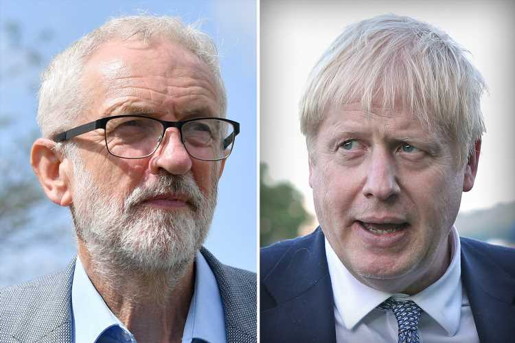 Jeremy Corbyn vows to call for no confidence vote against Boris Johnson to stop No Deal Brexit – The Sun