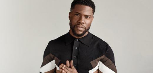 Kevin Hart to Star in Superhero Comedy 'Night Wolf' from STXFilms