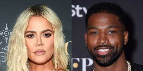 It Seems There Was Drama Between Khloe Kardashian & Tristan Thompson at True's Birthday Party