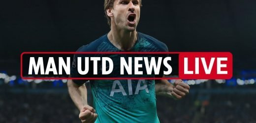 10.30pm Man Utd news LIVE: Llorente offered two-year contract, De Gea faces pay cut, Pogba trolls hunted by police – The Sun