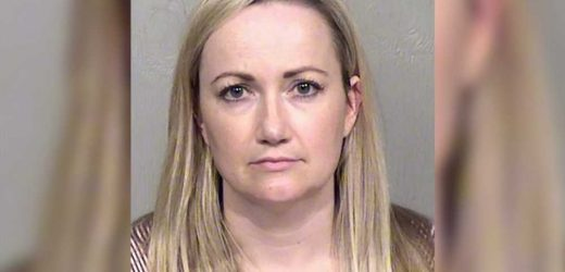 Arizona mom busted for leaving son in hot car while inside Target