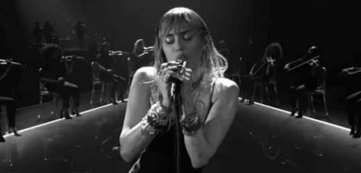 "Miley Cyrus: Did Her ""Slide Away"" Performance Shade Liam Hemsworth?"