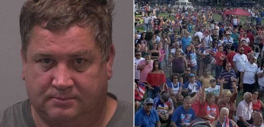 Man threatened gun violence at New Haven Puerto Rican Festival: cops