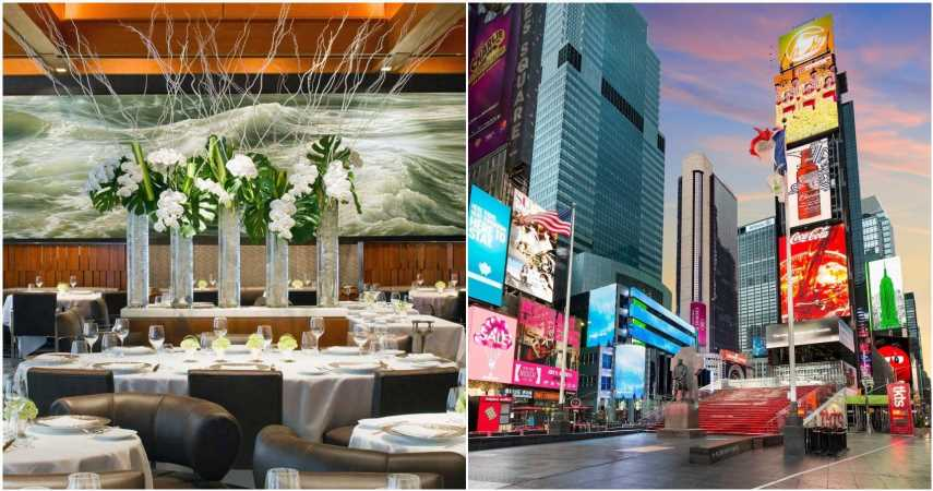 10 Most Expensive Restaurants in NYC