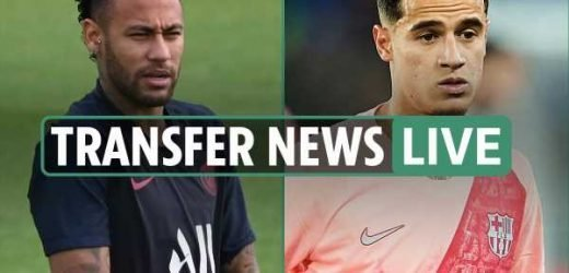 5pm transfer news LIVE: Sturridge to Monaco, Ribery linked with Everton, Coutinho close to Bayern move, Neymar LATEST – The Sun