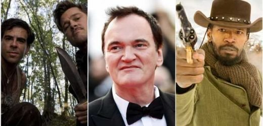 10 Highest-Grossing Quentin Tarantino Movies, Ranked