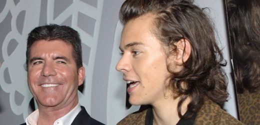 Simon Cowell Responds To Harry Styles' Decision Not To Play Prince Eric In 'Little Mermaid'