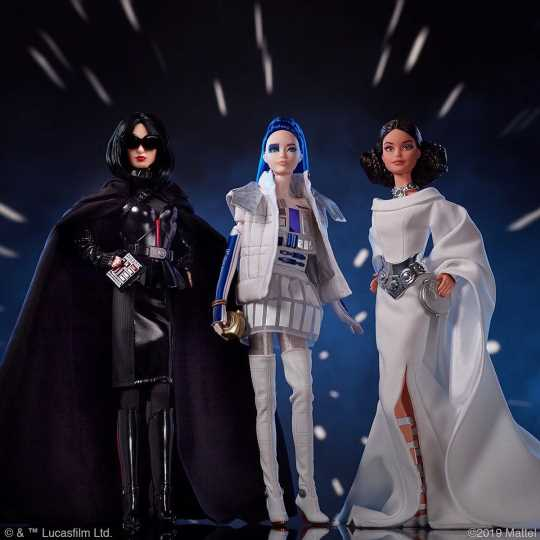 Disney and Mattel Teamed Up to Make 'Star Wars' Barbie Dolls — and You Can Preorder Them on Amazon