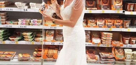 British Woman Wears Her $364 Wedding Dress for an Entire Year to Get Her 'Money's Worth'