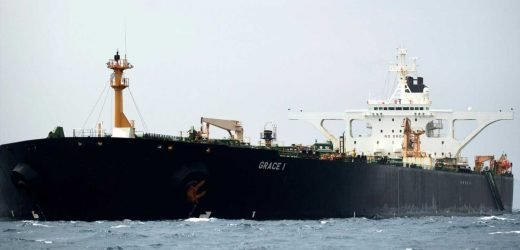 U.S. issues warrant to seize Iran oil tanker 'Grace 1' after Gibraltar judge orders its release