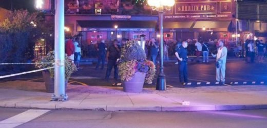 At least 9 dead, 16 injured in mass shooting in downtown Dayton, police say