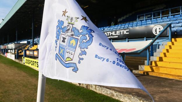 Bury v Tranmere called off as owner Steve Dale turns down new offer for club