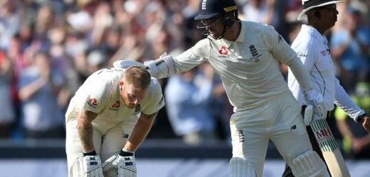 Ashes 2019: Ben Stokes could not watch when Jack Leach was on strike