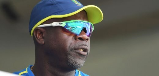 Ottis Gibson has been released from his role as South Africa coach